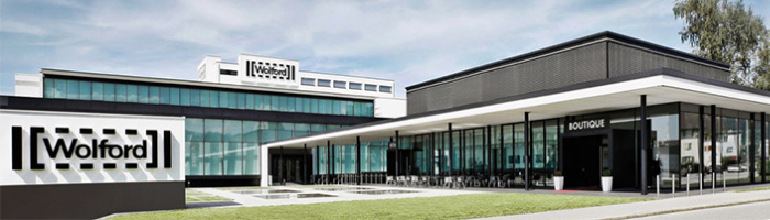 Wolford Headquarters in Bregenz, Austria