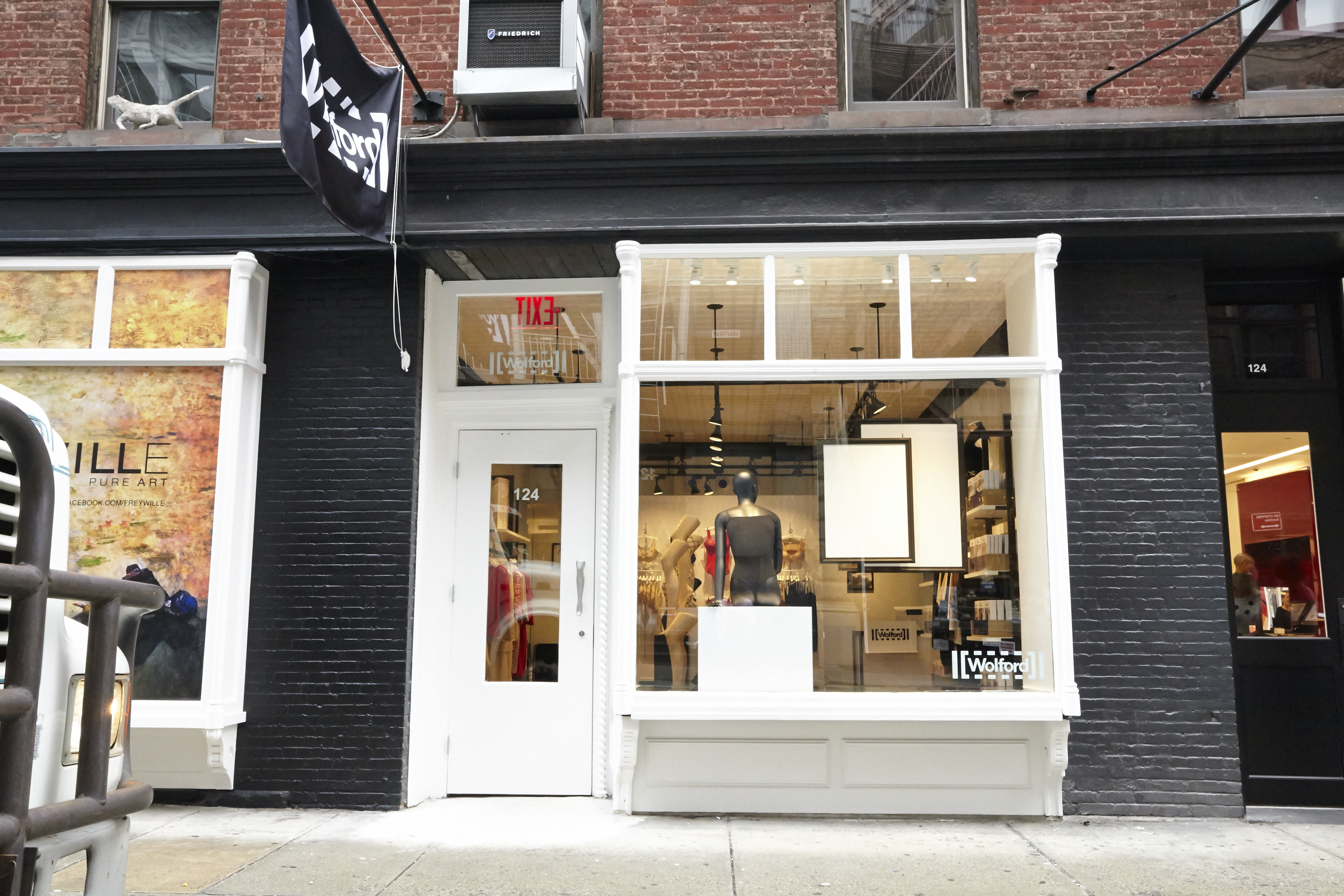 Wolford AG – Wolford Introduces New Store Design Concept in Soho ...