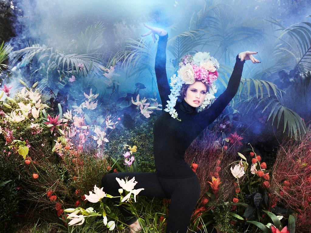 campaign #WILDLIFE – Ellen von Unwerth