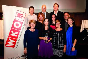 Bregenzl 2014 WKV Wirtschaftskammer Vorarlberg Innovationspreisverleihung